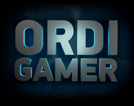Ordi Gamer Logo